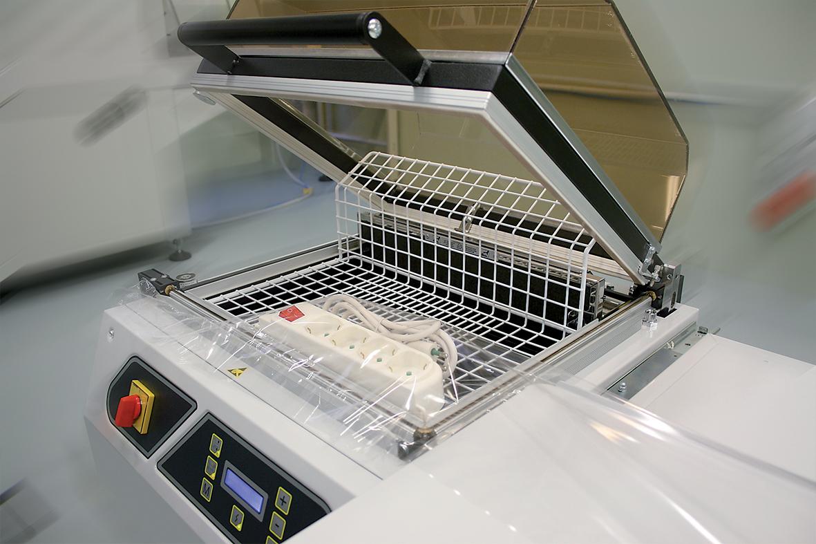 снимка на Камерни термофолиращи машини