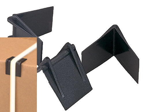 снимка на Пластмасови защитни ъгли