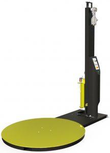 снимка на Фолираща машина с въртяща платформа
