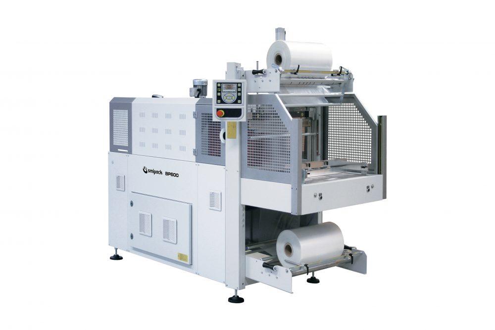снимка на Полуавтоматична термофолираща машина