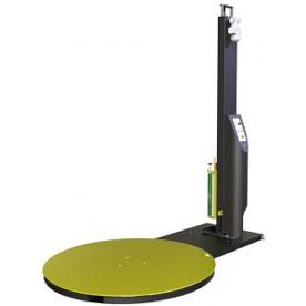 Фолираща машина с въртяща платформа Пакин