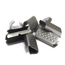 Метален клипс за пластмасова лента Пакин