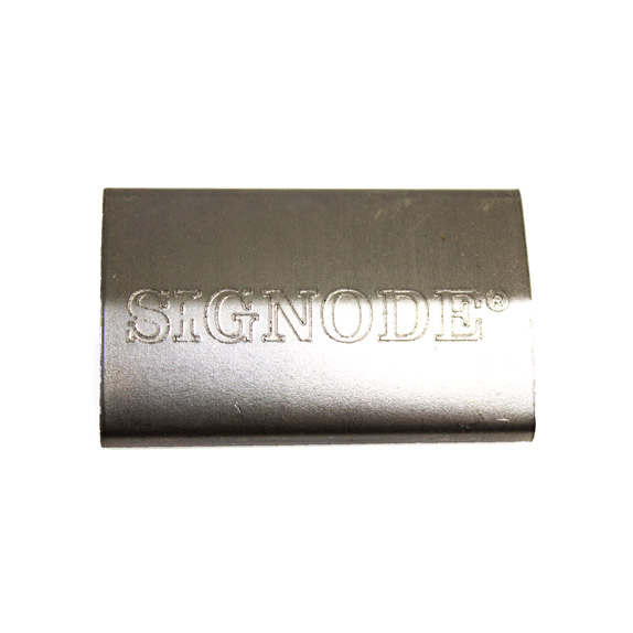 снимка на Signode Nestack Steel Strapping Seals