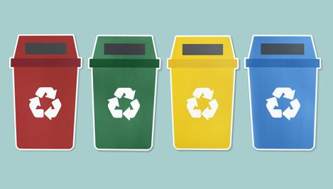 Намалете отпадъците Пакин