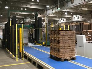 Автоматична опаковъчна линия Packin
