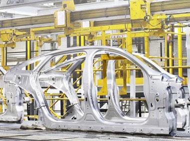 Автомобилна индустрия Пакин