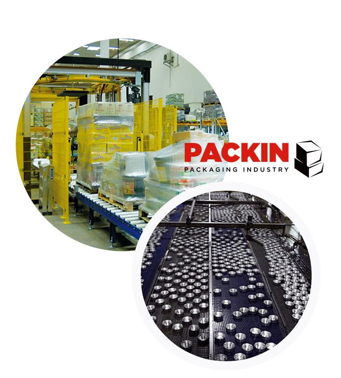 Консервна и бутилираща промишленост Пакин