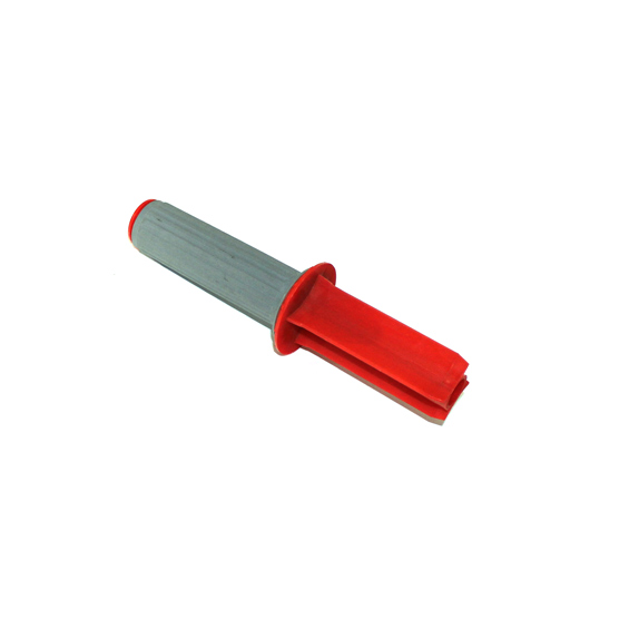 Handle for a small roll of stretch film Packin