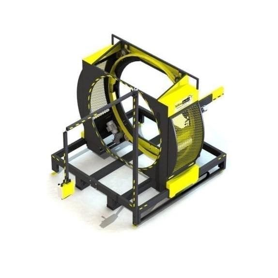 Орбитална машина Yellow Jacket Пакин