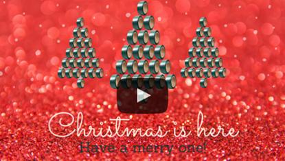 Весела Коледа Пакин