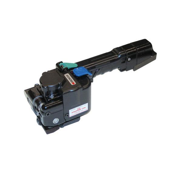 Пневматичен комбиниран инструмент за полипропиленово полиестерно чембероване Signode VFX 9-13 Пакин