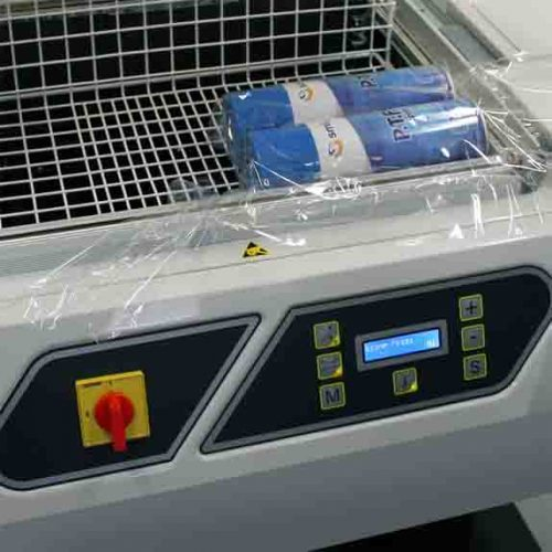 Камернa термофолиращa машинa SL45 Пакин