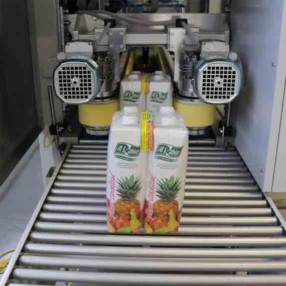 Машина за автоматично полагане на дръжки HA25 Пакин