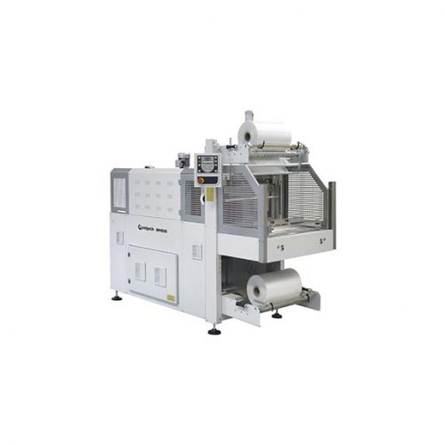 Semi-automatic shrink wrapping machines BP600 Packin