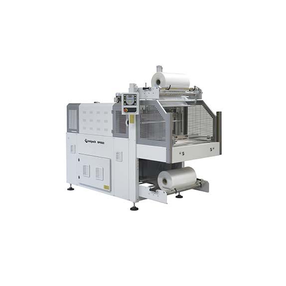 Полуавтоматична термофолираща машина BP800 Пакин