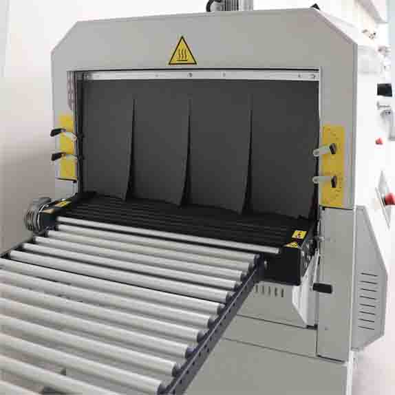 Semi-automatic shrink wrapping machines FP560A T450 Packin