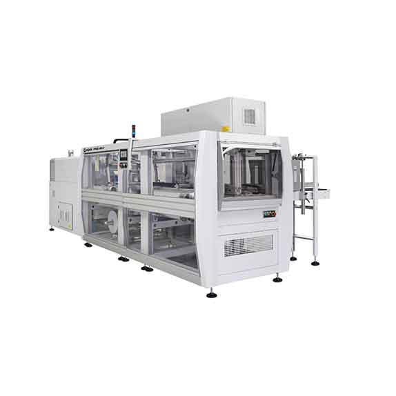 Стек опаковаща, термофолираща машина XP650-ARX-P Пакин