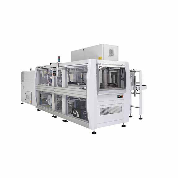Стек опаковаща, термофолираща машина XP650-ARX-T Пакин