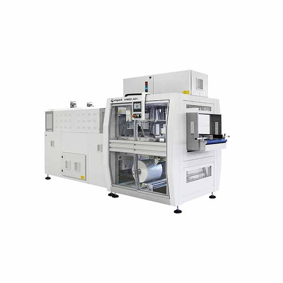 Shrink wrapping machines XP650-ASX Packin