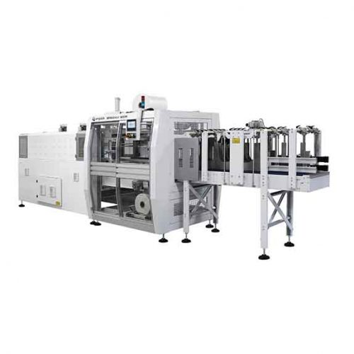 Tермофолираща машина BP802ALV 600R
