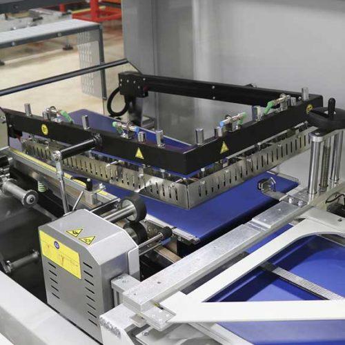 Термофолираща машина FP6000 T450 Пакин