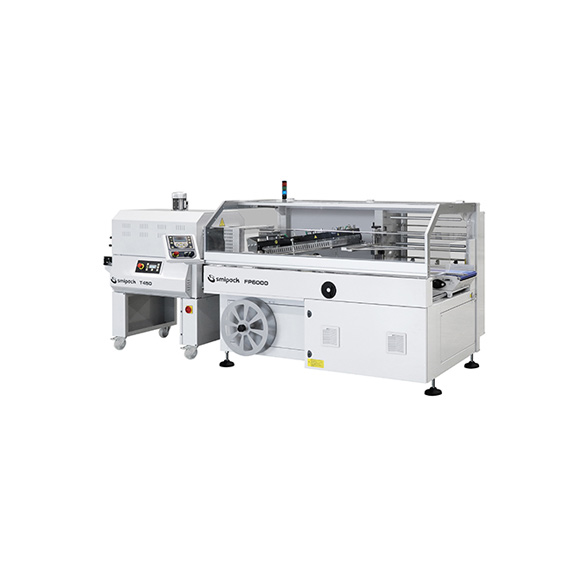 Shrink wrapping machines FP6000 T450 Packin