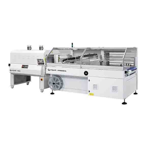 Shrink wrapping machines FP8000CS T652 Packin