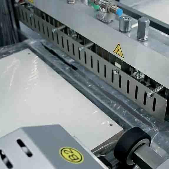 Термофолираща машина HS500E T452H Пакин