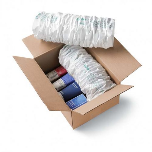 Paper and inflatable consumables