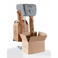 PAPERplus® Shooter empty volume compaction system