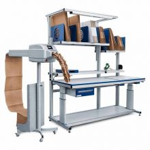 PAPERplus® TRACK empty volume compaction system